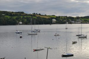 Glandore harbour, County Cork Ireland