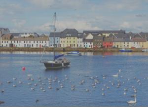 Lough Corrib, Galway City
